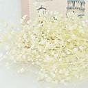 رخيصةأون ديكورات الزفاف-زهور اصطناعية 50 فرع كلاسيكي أنيق ورادت ناعمة أزهار الطاولة