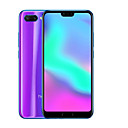 "billige Smartklokker-Huawei Honor 10 Global Version 5.6-6.0 tommers "" Mobiltelefon (4GB + 128GB 20+16 mp Hisilicon Kirin 970 3400 mAh mAh)"