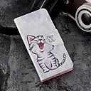 cheap Cell Phone Cases & Screen Protectors-Case For Apple iPhone X / iPhone 8 Plus Wallet / Card Holder / with Stand Full Body Cases Cat Hard PU Leather for iPhone X / iPhone 8 Plus / iPhone 8