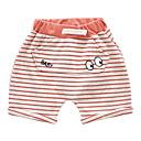 ieftine Pantaloni Băieți-Bebelus Băieți Activ Dungi Bumbac Scurți