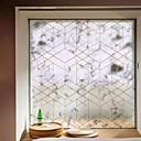 voordelige Muurstickers-Glasfolie en stickers Decoratie Matta / Hedendaagse 3D Print PVC Raamsticker / Mat