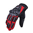 cheap Bluetooth Car Kit/Hands-free-Madbike Full Finger Unisex Motorcycle Gloves Mixed Material Breathable / Wearproof / Protective