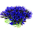 cheap Aquarium Décor & Gravel-Aquarium Decoration / Waterproof Ornament / Waterplant Waterproof / washable / Non-toxic & Tasteless Plastics