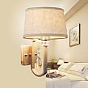 ieftine Aplice de Perete-Cristal Rustic / Cabană Becuri de perete Dormitor Metal Lumina de perete 220-240V 40 W / E27