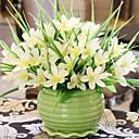 ieftine Flori Artificiale-Flori artificiale 1 ramură Clasic / Single stil minimalist Crini Față de masă flori