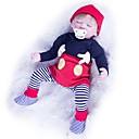 ieftine Păpuși-OtardDolls Păpuși Renăscute Bebe Băiețel 18 inch natural Lui Kid Băieți Cadou
