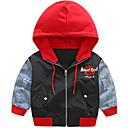 povoljno Jakne i kaputi za dječake-Djeca Dječaci Color block Dugih rukava Jakna i kaput