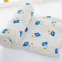 ieftine Seturi Îmbrăcăminte Fete-Copil Unisex De Bază Zilnic Buline Pătură Alb Mărime unică