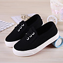 cheap Boys' Shoes-Boys' / Girls' Shoes Canvas Spring / Fall Comfort Loafers & Slip-Ons Gore for Kids Black / Red / Blue