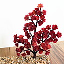 ieftine Flor Artificiales-Flori artificiale 1 ramură Clasic / Single Pastoral Stil Plante suculente Față de masă flori