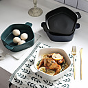 cheap Cookie Tools-1 pc Porcelain / Ceramic New Design / Heatproof / Creative Dining Bowl / Dinner Plate / Serving Dishes, Dinnerware