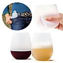 זול כלי שתייה-drinkware ציוד שתיה יומי / ציוד שתיה חדשני / כוסות תה גוף מלא סיליקון נייד / סְחִיטָה / מתנת חבר ספורט וחוץ / מחנאות וטיולים