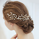 cheap Women's Heels-Alloy Hair Combs / Headpiece with Crystal / Rhinestone 1 Piece Wedding / Special Occasion Headpiece