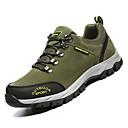 ieftine Pantofi Sport de Bărbați-Bărbați Tălpi de iluminat PU Primăvară Adidași de Atletism Drumeții Maro / Gri Închis / Verde Militar