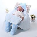 baratos Infantil Capéus e Bonés-Recém-Nascido Unisexo Sólido Cobertor