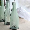 billige Herrearmbånd-Europeisk Stil glass Lysestaker Kandelaber 1pc, Stearinlys / Stearinlysholder