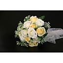 povoljno Komplet nakita-Cvijeće za vjenčanje Buketi / Dekoracije Vjenčanje / Svadba Čipka / Poliester / Cvijet & Bud 11-20 cm