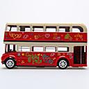 povoljno Plovila za igračke-Igračke auti Autobus Vozila Autobus Pogled na grad Cool Fin Metal Tinejdžer Sve Dječaci Djevojčice Igračke za kućne ljubimce Poklon 1 pcs
