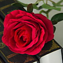 זול פרח מלאכותי-פרחים מלאכותיים 1 ענף קלאסי מודרני / עכשווי ורדים פרחים לשולחן