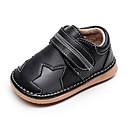 ieftine Pantofi Băieți-Băieți Pantofi PU Primăvara & toamnă Primii Pași Adidași Bandă Magică pentru Bebeluș Negru / Maro
