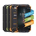 """זול בלייזרים וחליפות לגברים-poptel p9000 max 5.5 אִינְטשׁ """" טלפון חכם 4G (4GB + 64GB 13 mp MT6750 9000 mAh mAh) / 1920*1080"""