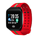 cheap Smartwatches-z66s Smartwatch Android iOS Bluetooth Waterproof Heart Rate Monitor Blood Pressure Measurement Touch Screen Calories Burned Pedometer Call Reminder Activity Tracker Sleep Tracker Sedentary Reminder
