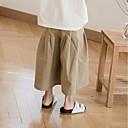 ieftine Seturi Îmbrăcăminte Fete-Copii Fete Boho Mată Bumbac Pantaloni