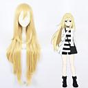 ieftine Peruci Anime Cosplay-Îngerii Morții Rachel Gardner rază Toate 40 inch Fibră Rezistentă la Căldură Blond Anime Peruci de Cosplay