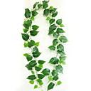 ieftine Vase & Coș-Flori artificiale 1 ramură Single Rustic Plante Flori Perete