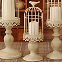 preiswerte Hochzeit Bänder-Europäischer Stil Eisen Kerzenhalters Kerzenhalter 1pc, Kerze / Kerzenhalter