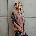 cheap Women's Sandals-Women's Street chic T-shirt - Color Block