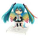 זול דמויות אקשן של אנימה-נתוני פעילות אנימה קיבל השראה מ Vocaloid Hatsune Miku PVC 10 cm CM צעצועי דגם בובת צעצוע