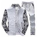 זול צמידי גברים-להסוות activewear הגדר בסיסי בגדי ריקוד גברים