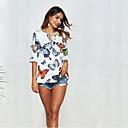 ieftine Brățări la Modă-Pentru femei Tricou Animal Imprimeu