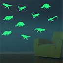 billige Veggklistremerker-Klistermærker til kontakter - Fly vægklistermærker / Selvlysende mur klistermærker Halloween / Højtid Innendørs / Barnerom