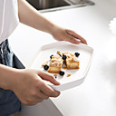 cheap Cookie Tools-1 pc Porcelain / Ceramic New Design / Heatproof / Creative Dinner Plate / Tray / Serving Dishes, Dinnerware