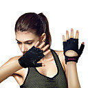 cheap Fitness Gear & Accessories-Weight Lifting Gloves With 2 pcs Microfiber Built-In Wrist Wraps, Adjustable Full Palm Protection & Extra Grip, Wearproof For Men's / Women's Exercise & Fitness / Gym / Workout Wrist
