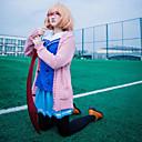 preiswerte Anime Cosplay Swords-Inspiriert von Jenseits der Grenze Kuriyama Mirai Anime Cosplay Kostüme Cosplay Kostüme Seefahrer Langarm Krawatte / Röcke / Top Für Damen