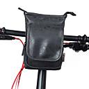 preiswerte Weihnachtsdeko-2 L Fahrradrahmentasche Wasserdicht, Einstellbar, Radfahren Fahrradtasche PU-Leder Tasche für das Rad Fahrradtasche Radsport Fahhrad / Reise