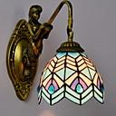billige Baderomskraner-Antikk / Vintage Vegglamper Stue Metall Vegglampe 220-240V 40 W