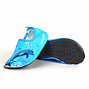cheap Diving Masks, Snorkels & Fins-Water Shoes Polyester for Kids - Anti-Slip Swimming / Surfing / Snorkeling / Water Sports