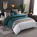 cheap High Quality Duvet Covers-Duvet Cover Sets Contemporary Polyster Reactive Print 3 PieceBedding Sets