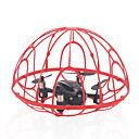 baratos Quadicópteros CR & Multirotores-RC Drone IDEA2 RTF 6 Canais 6 Eixos 2.4G Quadcópero com CR Retorno Com 1 Botão / Modo Espelho Inteligente / Vôo Invertido 360° Quadcóptero RC / Controle Remoto / 1 Cabo USB / Flutuar