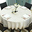 abordables Murales-Moderno No tejido Redondo Forros de Mesa Geométrico / Estampado Decoraciones de mesa 1 pcs