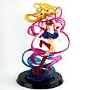abordables Accesorios de Cosplay de Anime-Las figuras de acción del anime Inspirado por Sailor Moon Sailor Moon CLORURO DE POLIVINILO 18 cm CM Juegos de construcción muñeca de juguete