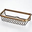 billige Baderomshyller-Hylle til badeværelset Nytt Design / Kul Moderne Messing 1pc Singel Vægmonteret
