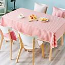 baratos Torneiras de Cozinha-Moderna / Regional Algodão Quadrada Toalhas de Mesa Geométrica Decorações de mesa 1 pcs
