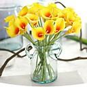 ieftine Flor Artificiales-Flori artificiale 8.0 ramură Clasic / Single Stilat / Pastoral Stil Cale Față de masă flori