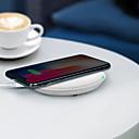 billige Selfiepinne-salgsfremmende hq-s 10w rask qi trådløs mobil / mobiltelefon ladeholder / strømport / pute / stasjon / lader for iPhone / Samsung / Nokia / Motorola / Sony / Huawei / Xiaomi