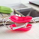 preiswerte Other Geh?use Organisation-Silica Gel Kreisförmig / Oval Kreativ / Neues Design Zuhause Organisation, 1pc Aufbewahrungsbehälter